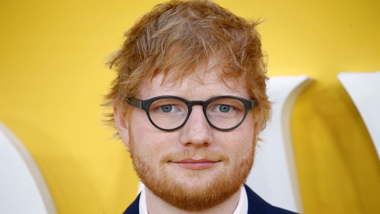 नंबर 5 - एड शीरन, गायक आणि गीतकार. कमाई - 110 मिलियन डाॅलर्स. (Image: Reuters)