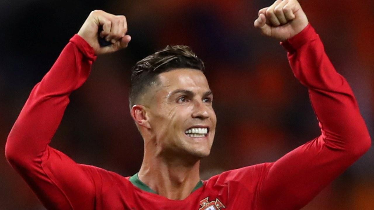नंबर 6 - क्रिस्टियानो रोनाल्डो, फुटबाॅलपटू. कमाई - 109 मिलियन डाॅलर्स. (Image: Reuters)