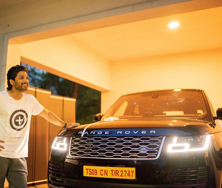 अर्जुनने जगातील सर्वात महागड्या गाड्यांपैकी एक रेंज रोवर विकत घेतली. त्याने इन्स्टाग्रामवर गाडीचा फोटो पोस्ट करत याबद्दल माहिती दिली.