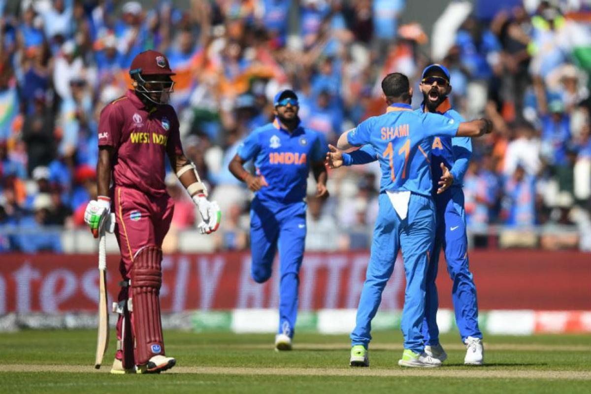 भारताने विंडीजविरुद्ध तीन टी20 सामन्यांची मालिका 3-0 अशी जिंकली. शेवटच्या टी20 सामन्यात विंडीजने दिलेले 146 धावांचे आव्हान भारताने 19.1 षटकांत 3 गड्यांच्या मोबदल्यात पूर्ण केलं.