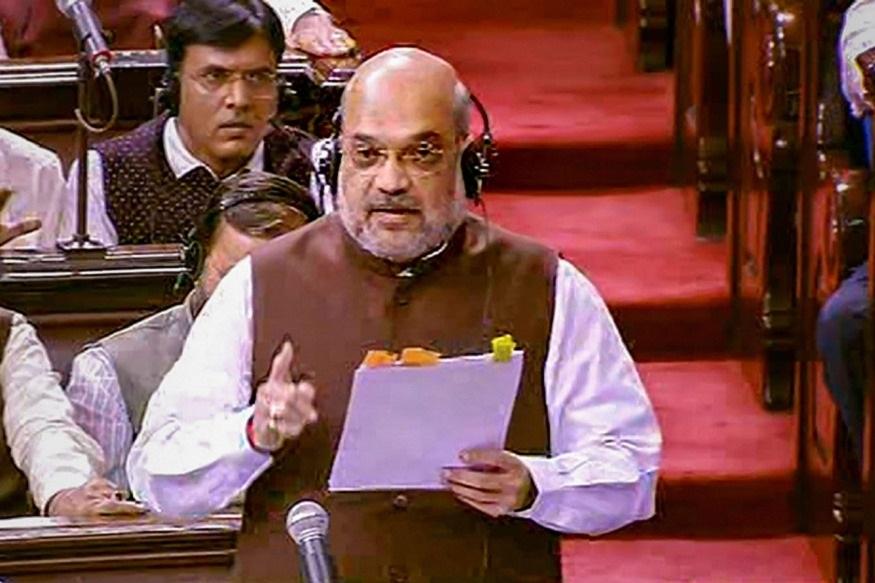देशाचे गृहमंत्री अमित शहा यांनी कलम 370 मध्ये बदल करण्याची शिफारस केली आहे. कलम 370 हटवल्यास काश्मीरला विशेष राज्याचा दर्जा राहणार नाही. राज्याची स्वतंत्र पोलिस यंत्रणा उरणार नाही. तिथे केंद्राच्या अखत्यारित पोलिस यंत्रणा असेल.