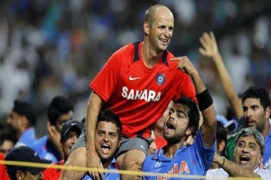 भारताला वर्ल्ड चॅम्पियन करणारे गॅरी कर्स्टन आता होणार 'या' संघाचे कोच!
