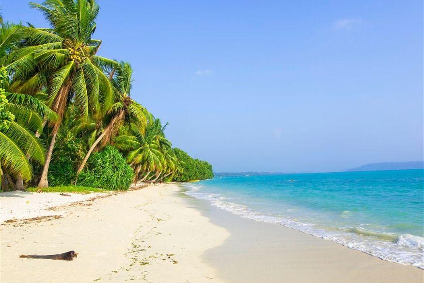 जर तुम्हाला जास्तीत जास्त निसर्गाच्या सानिध्यात रहायला आवडत असेल तर हॅवलॉक आयलँडला जायला विसरू नका. इथे समुद्राच्या निळ्याशार पाण्याच्या मधोमध पांढऱ्या वाळूचं हे बेट स्वर्गानुभूती देतं.