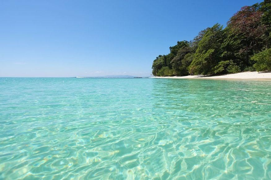 या बेटावरील छोट्यात छोट्या गोष्टीपासून मोठमोठी झाडं, समुद्राच्या तुम्ही प्रेमात पडाल यात काही शंका नाही. पोर्ट ब्लेअरपासून हे बेट जवळपास 39 किमी लांब आहे.