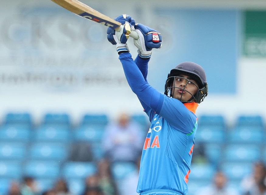 टी-20 वर्ल्ड कपच्या दृष्टीनं पाहिल्यास  धोनीच्याच राज्यातील आणि त्याच्याप्रमाणे झारखंडमधून क्रिकेटला सुरुवात करणारा इशान किशन या भारतीय संघासाठी दावेदार असू शकतो.