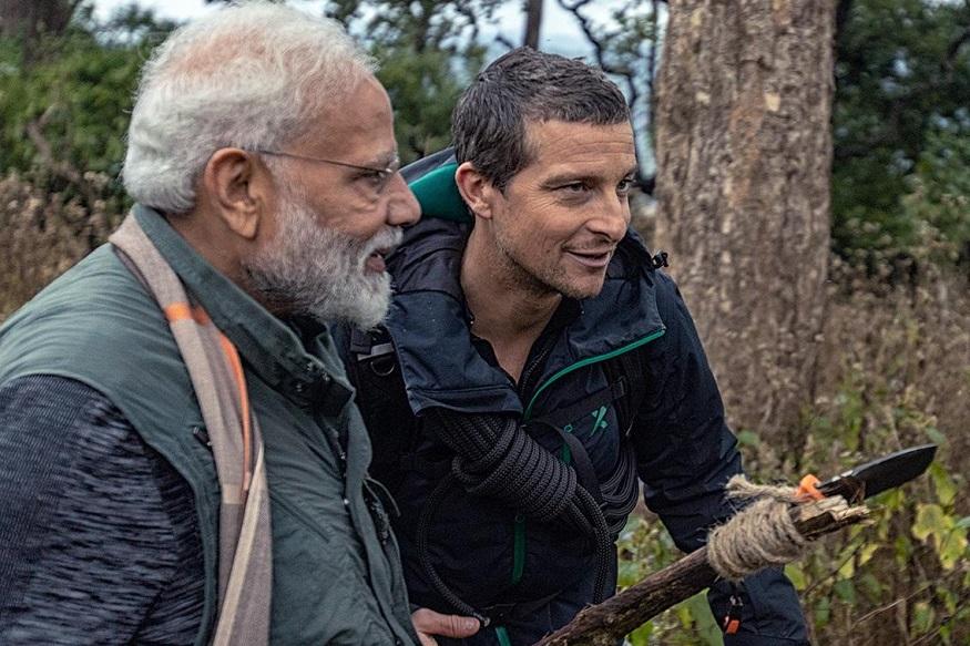 बियर ग्रिल्ससोबतचा हा शो म्हणजे गेल्या 18 वर्षातील पहिली सुट्टी असल्याचंही मोदी म्हणाले. तसेच पंतप्रधान होण्याचं पहिल्यांदा मनात कधी  आलं असं विचारलं असता मोदी म्हणाले की, 13 वर्षे एका राज्याचा मुख्यमंत्री होतो. त्यानंतर देशातील लोकांनीच पंतप्रधान केलं.