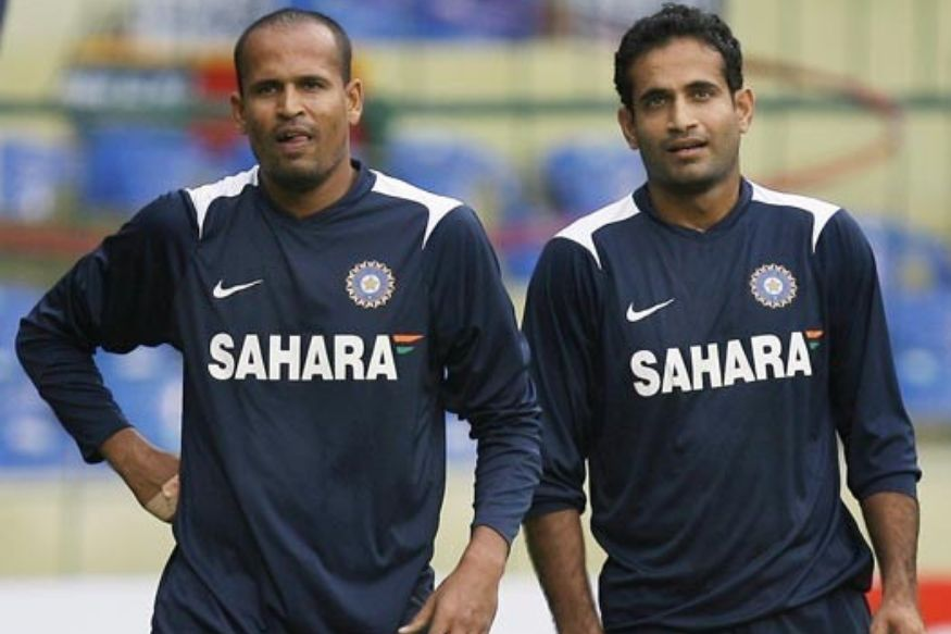 यानंतर क्रमांक येतो तो, पठाण बंधूंचा. युसुफ आणि इरफान पठान दोघांनी घरेलु क्रिकेटमध्ये चांगली कामगिरी केल्यानंतर त्यांची भारतीय संघात निवड झाली. 2003मध्ये मोठया भावाआधी इरफाननं पदार्पण केलं, तर 2007मध्ये युसुफ भारतासाठी खेळला.