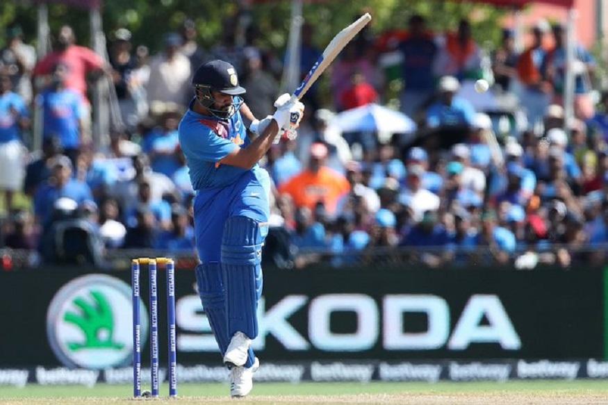 विडींजविरुद्धच्या पहिल्या सामन्यात 2 तर दुसऱ्या सामन्यात 3 षटकार मारले. यामुळे टी20 मध्ये रोहित शर्माचे 107 षटकार झाले आहेत. त्यानं विंडीजचा युनिव्हर्सल बॉस ख्रिस गेलला मागं टाकलं आहे.