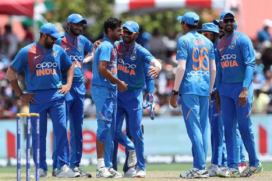 विराट कोहलीच्या नेतृत्वाखाली टीम इंडियानं वेस्ट इंडिज विरोधात होत असलेली तीन सामन्याची टी-20 मालिका 2-0नं आपल्या खिशात घातली.