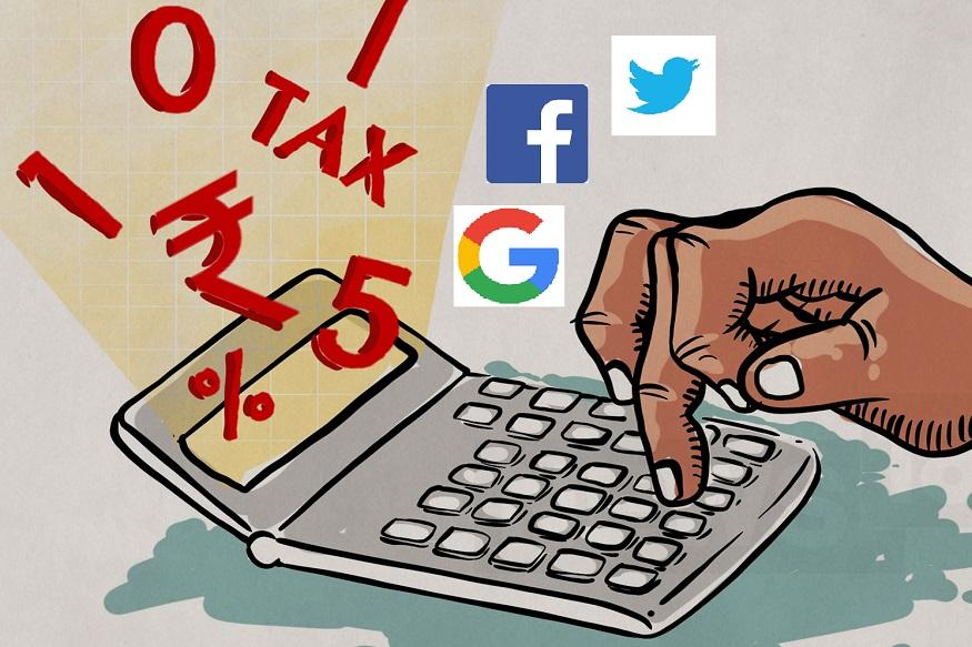 फेसबुक, ट्विटर आणि गुगलवर लागणार कर, केंद्र सरकार घेणार निर्णय?