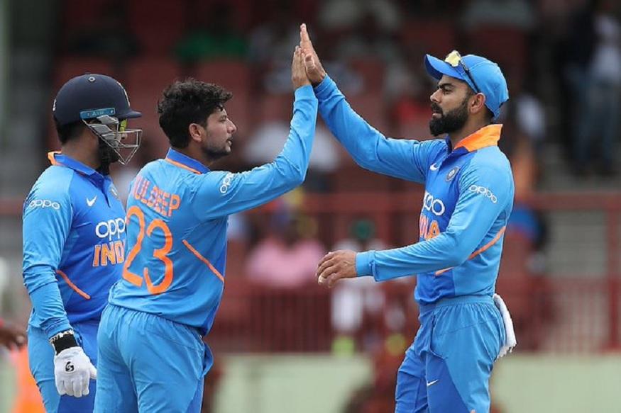भारतीय संघ सध्या वेस्ट इंडिज दौऱ्यावर आहे. यातील टी-20 मालिकेत भारतीय संघानं आपले वर्चस्व कायम राखले. सध्या भारतीय संघ एकदिवसीय मालिका खेळत आहे. दरम्यान वेस्ट इंडिज संघात स्थान न मिळाल्यामुळं एक खेळाडू नाराज आहे.