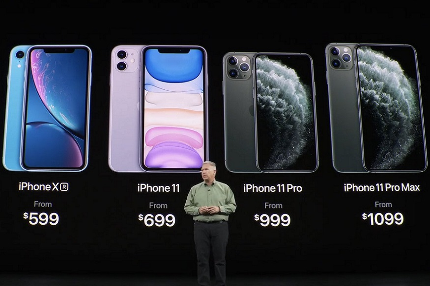 Apple ने मंगळवारी आयफोन 11 सिरीज लाँच केली आहे. यात iPhone 11, iPhone 11 Pro आणि iPhone 11 Pro Max लाँच करण्यात आले.