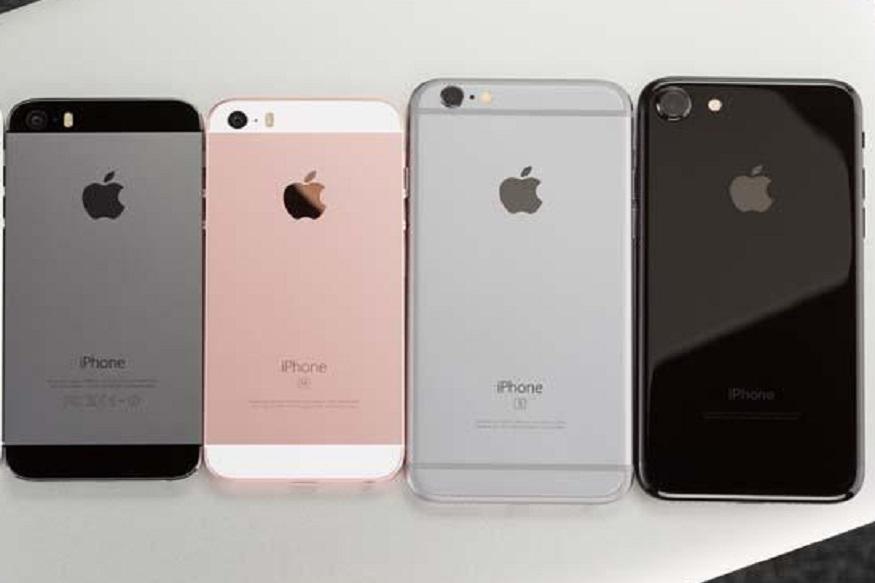iPhone 7 32 जीबी 10 हजार रुपयांनी स्वस्त झाला आहे. 39 हजार रुपयांवरून त्याची किंमत 29 हजार रुपये झाली आहे.