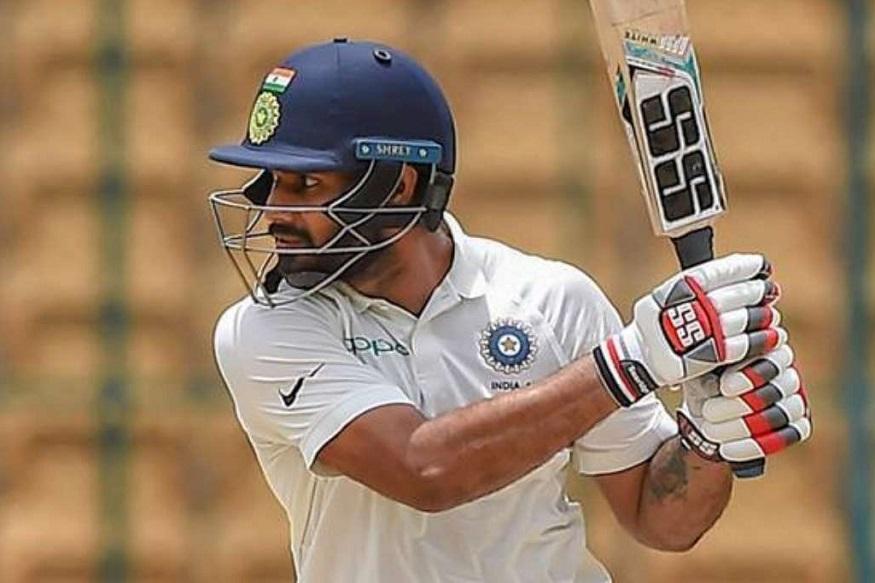 गेल्या वर्षी कसोटीतून पदार्पण केलेल्या हनुमा विहारीने मधल्या फळीत आपलं स्थान पक्कं केलं आहे. तो पहिल्यांदाच भारतात खेळणार आहे. त्याने आतापर्यंत 6 कोसटी खेळल्या असून त्या भारताबाहेर होत्या. त्यानं विंडीजविरुद्ध शतकही साजरं केलं आहे.
