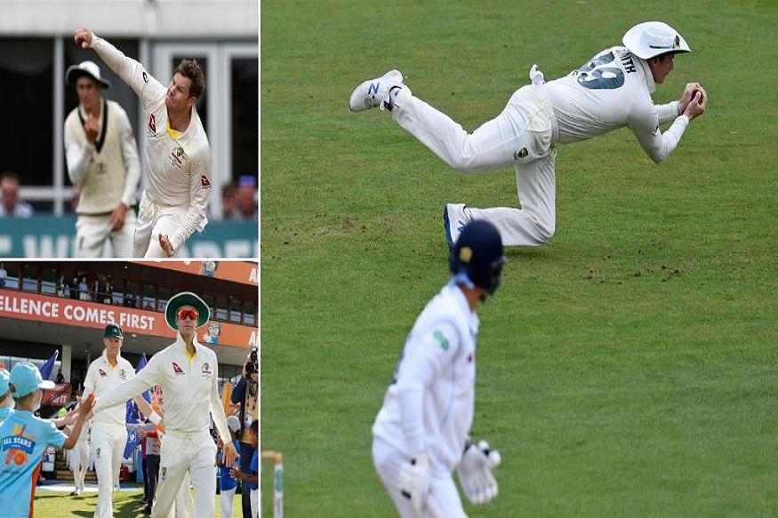 वर्ल्ड टेस्ट चॅम्पियनशिप अॅशेस मालिकेपासून सुरुवात झाली आहे. 5 सामन्यांच्या मालिकेत आतापर्यंत तीन कसोटी सामने झाले. यात ऑस्ट्रेलिया आणि इंग्लंड यांनी प्रत्येकी एक सामना जिंकला तर एक अनिर्णित राहिला. यामुळे दोन्ही संघांचे प्रत्येकी 32 गुण झाले आहेत.