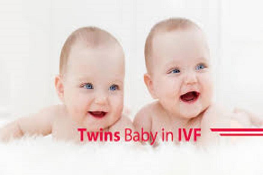 लग्नाला 57 वर्षं झाल्यानंतर IVF तंत्राच्या मदतीने एका भारतीय स्त्रीनं जुळ्या मुलांना जन्म दिला आहे. (फोटो प्रातिनिधिक, सौजन्य - ivf india)