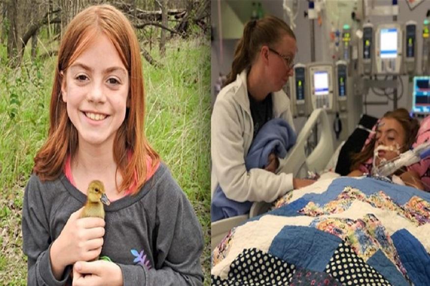 अमेरिकेतील टेक्सासमध्ये 10 वर्षीय मुलीला पोहायला जाणं महागात पडलं आहे. नदीत पोहताना तिच्या शरीरात मेंदू खाणाऱा किडा घुसला. त्यानंतर रुग्णालयात उपचारादरम्यान मुलीचा मृत्यू झाला.