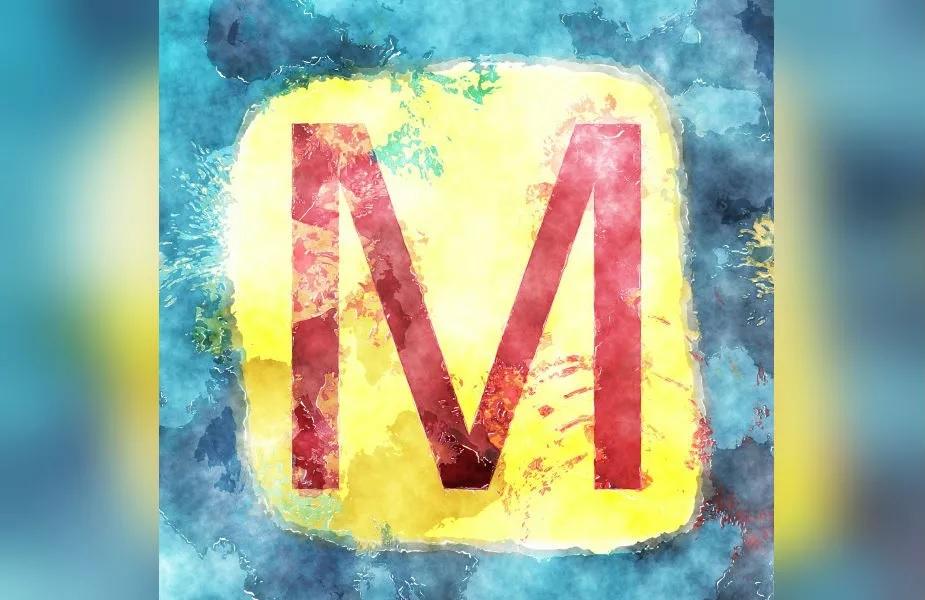 प्रत्येक अक्षराची स्वतःची अशी एक संख्या असते. M अक्षराला 4 अंकासमान मानलं जातं. 4 अंक हा साहस, बुद्धी, मेहनतचं प्रतिक आहे.