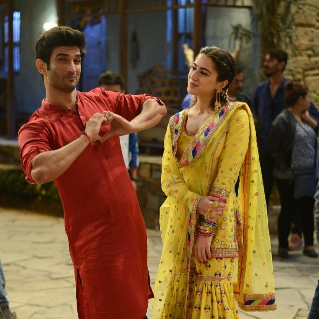 बॉलिवूड अभिनेता सुशांत सिंग राजपूतने (Sushant Singh Rajput) सैफ अली खान (Saif Ali Khan) आणि अमृता सिंगची (Amrita Singh) मुलगी सारा अली खानसोबत (Sara Ali Khan) पुन्हा एकदा काम करण्यास स्पष्ट नकार दिला आहे.
