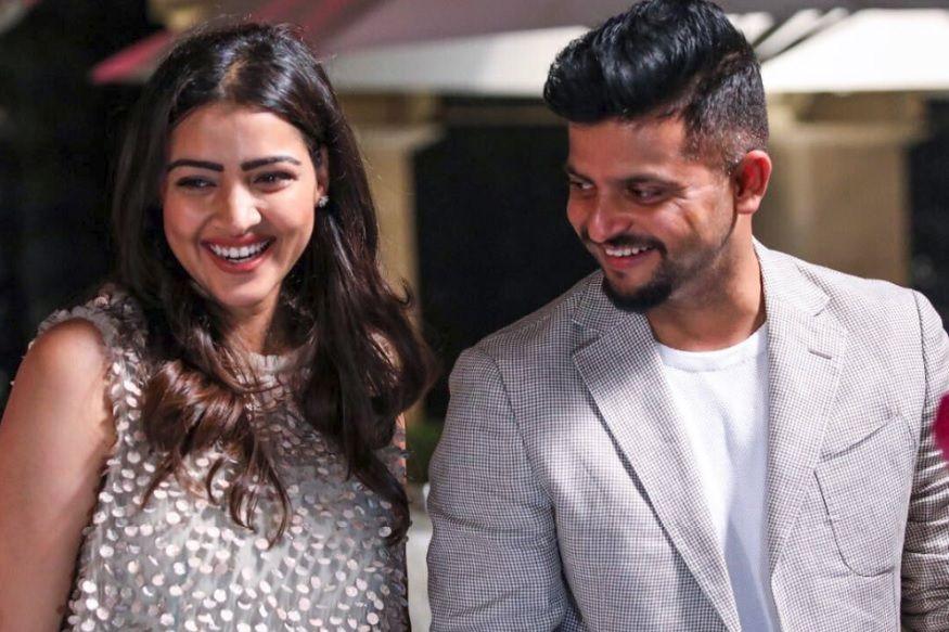 सुरेश रैना क्रिकेपासून लांब असला तरी, त्याची पत्नी सोशल मीडियावर अक्टिव्ह असते. सुरेश रैनाची पत्नी प्रियंका चौधरी इतर भारतीय क्रिकेटपटूच्या पत्नींप्रमाणे रैनाला चिअर करण्यासाठी मैदानात असते. celebstrendnow.comच्या रिपोर्टनुसार प्रियांकाची नेट वर्थ आहे 1 कोटी.