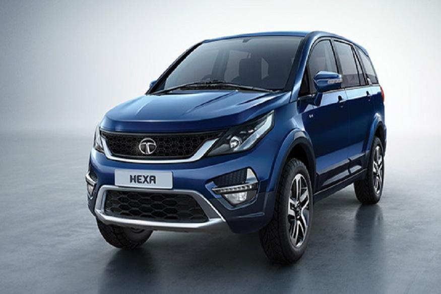 Tata Hexa या एसयुव्ही कारवर 90 हजार रुपायंची सूट दिली आहे. ही कार स्पेस आणि पॉवरच्या बाबतीत चांगली आहे. 2.2-litre डिझेल इंजिन असलेली कार आहे.