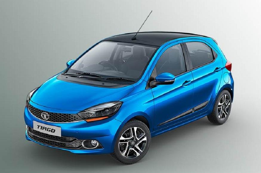 टाटाच्या सर्वाधिक विक्री झालेल्या गाड्यांपैकी एक असलेल्या टिएगो टाटा च्या कारवर 45 हजार रुपयांची सूट दिली जात आहे. यामध्ये फक्त पेट्रोल-ऑटोमॅटिक xza वर सूट मिळणार नाही.