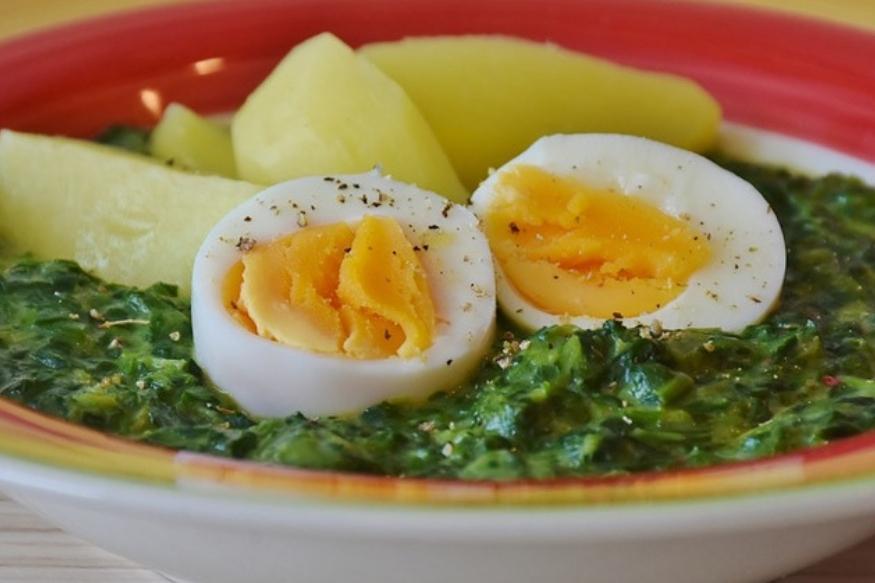 अंड : अंड सगळ्यात उत्तम नाश्ता आहे. अंड्यामुळे ऊर्जा मिळते. तुम्ही उकडलेलं अंड किंवा आमलेट खाऊ शकता.