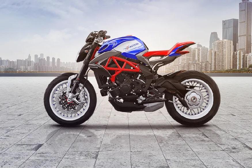 भारतात MV Agusta ने Dragster 800 RR लाँच केली आहे. ही बाइक MV Agusta Dragster 800 RR, 800 RR America आणि 800 RR Pirelli अशा तीन मॉडेल लाँच केली आहेत.