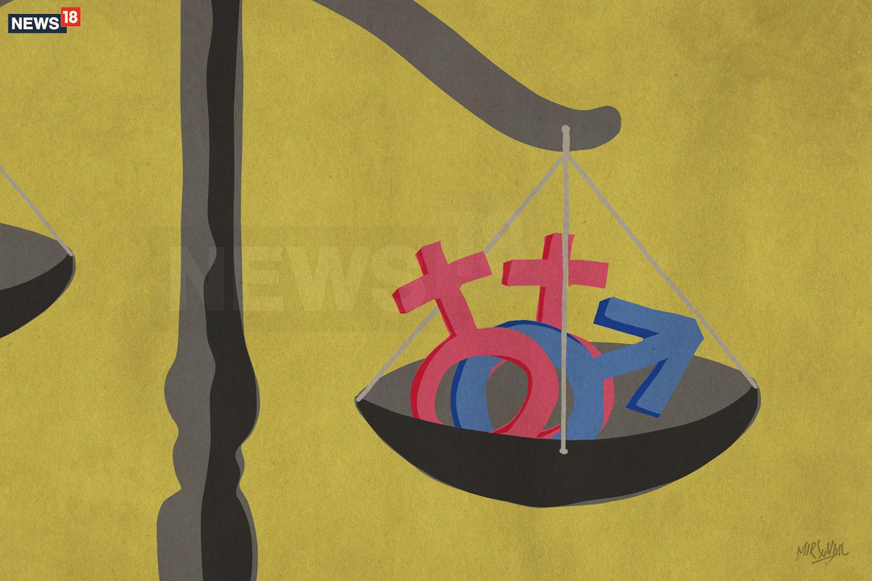समान वेतन कायदा 1976 नुसार, महिला आणि पुरुषांना समसमान पगार घेण्याचा अधिकार आहे.