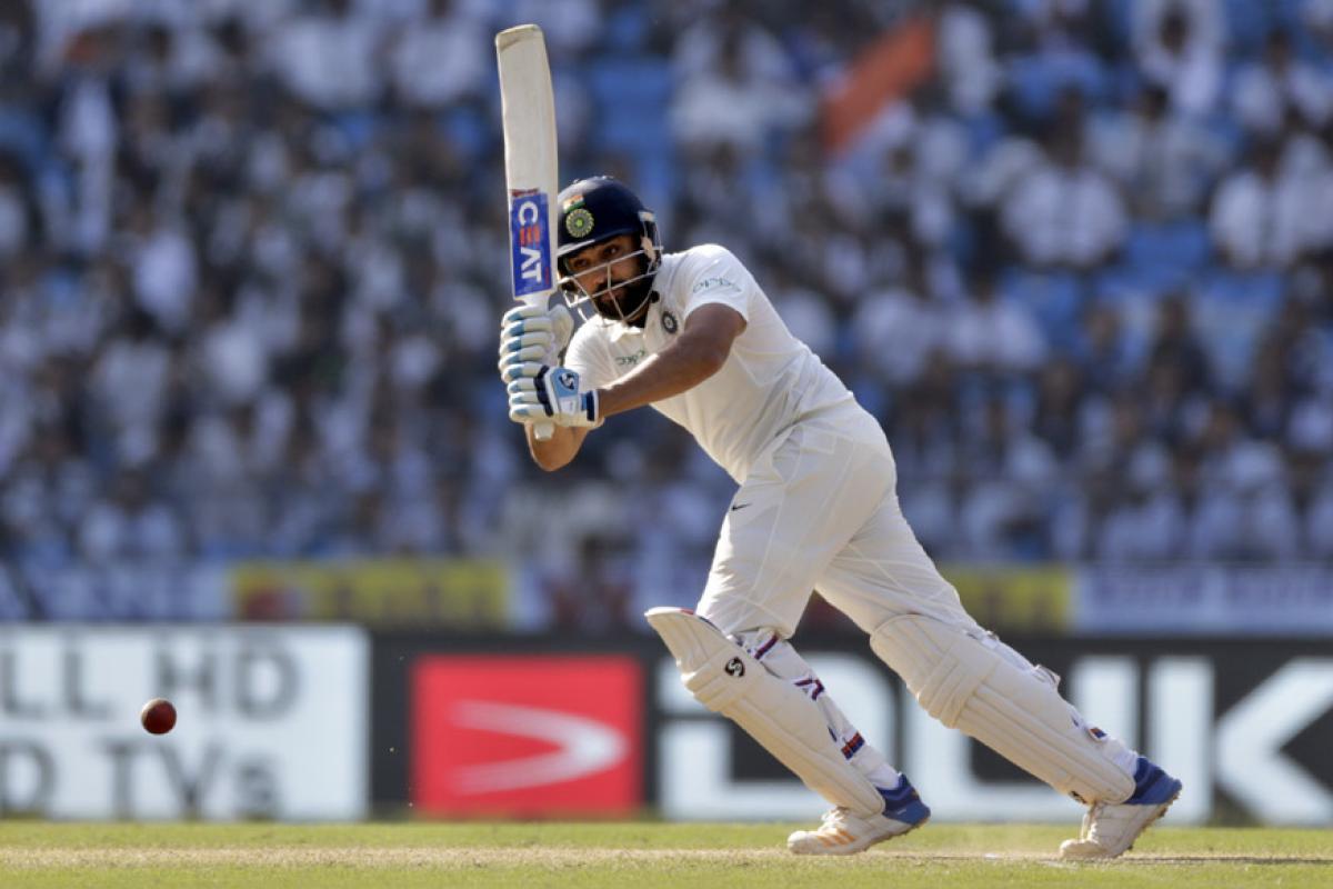 त्याचबरोबर आयसीसी वर्ल्ड टेस्ट चॅम्पियनशीपमध्ये शतक करणारा रोहित शर्मा पहिला भारतीय सलामीवीर ठरला आहे.