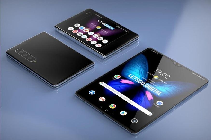 सॅमसंगने गॅलेक्सी फोल्ड स्मार्टफोन लाँच केला आहे. त्याची किंमत 1 लाख 65 हजार रुपये इतकी आहे. 4.6 इंचाची प्रायमरी स्क्रीन असून ओपन केल्यानंतर 7.3 इंच इतकी होते.