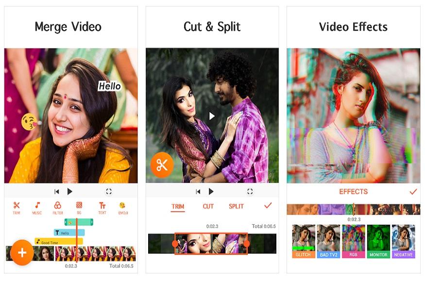 मोबाइल हातात आल्यापासून प्रत्येकजण फोटो आणि व्हिडिओ शूटिंग करत आहे. पण काहीवेळा काढलेले फोटो किंवा व्हिडिओ चांगले एडिट करताना गोंधळ होतो. व्हिडिओ एडिटिंगसाठी अनेक अॅप सोशल मीडियावर उपलब्ध आहेत.