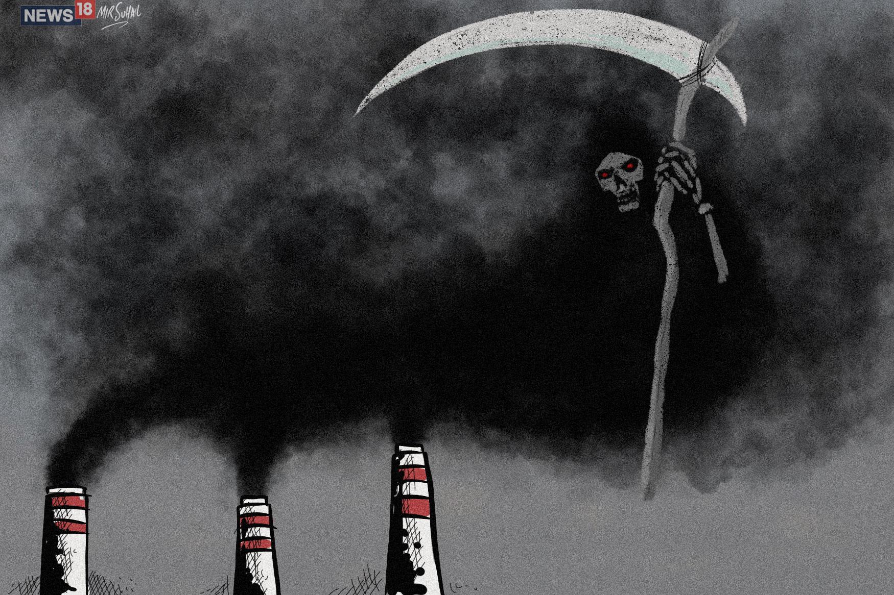 दिल्ली एनसीआरसह देशातील मोठ्या शहरांमध्ये होणाऱ्या वायु प्रदूषणामुळे हवा खराब होत चालली आहे. हे फक्त भारतातच नाही तर जगभरात होत आहे. म्हणूनच आज जगभरातील अशा टॉप 5 कंपन्यांबद्दल जाणून घेऊ ज्या सर्वाधिक वायू प्रदुषण करतात.