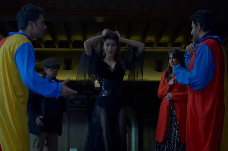 'पागलपंती' हा विनोदी चित्रपट असून यात जॉन अब्राहम, पुलकित सम्राट, अरशद वारसी यांच्याशिवाय अनिल कपूर, उर्वशी रौतेला, इलियाना डीक्रूज हे कलाकारही धम्माल करणार आहेत.