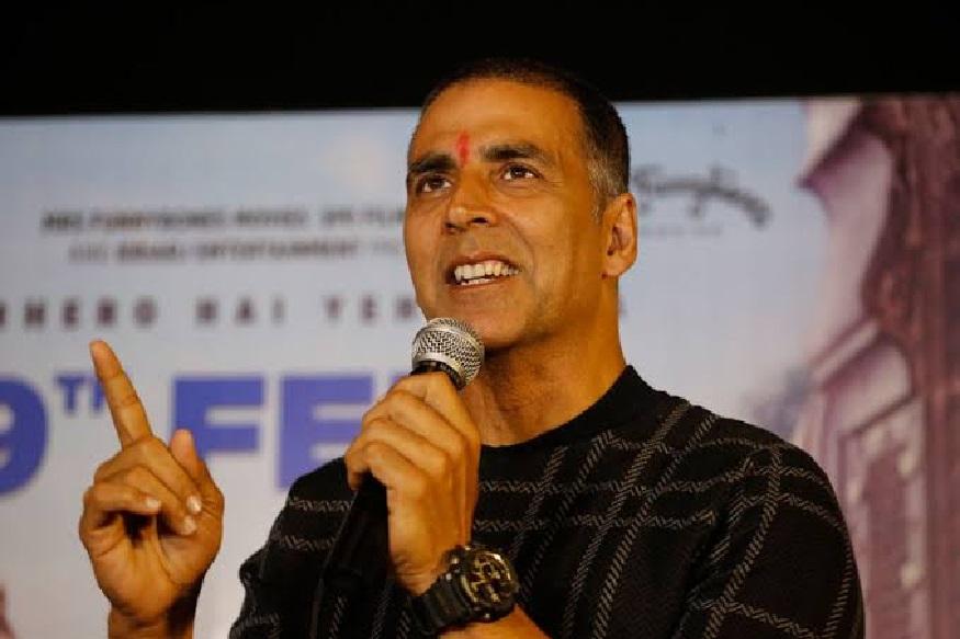 मुंबई - बॉलीवूडचा खिलाड़ी अक्षय कुमार (Akshay Kumar) सूर्यवंशी (Sooryavanshi) चित्रपटामुळे चर्चेत आहे.