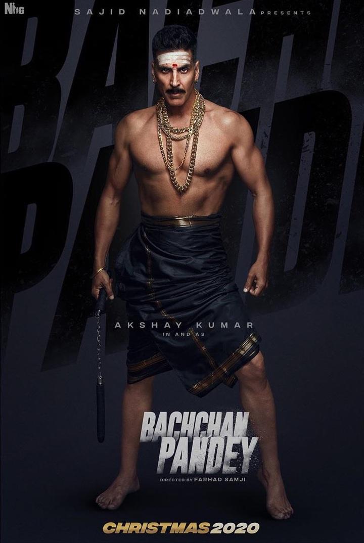 ईद आणि दिवाळीनंतर अक्षय कुमारचा 'बच्चन पांडे' हा सिनेमा पुढीच्या वर्षी ख्रिसमसला रिलीज होणार आहे. या सिनेमात अक्षयसोबत कृती सेनन मुख्य भूमिकेत दिसणार असून या सिनेमाचं बजेट 80 कोटीचं आहे.