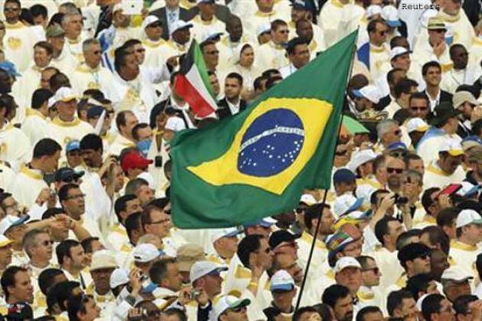 ब्राझील देश आर्थिक संकट, राजकीय अस्थिरता आणि बेरोजगारीमुळे बिकट स्थितीत आहे. ब्राझीलचा मिसरी इंडेक्स स्कोअर 53.6 आहे.