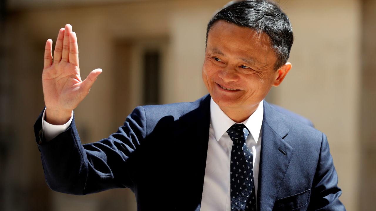 चीनमधले उद्योगपती आणि अलिबाबा ग्रुपचे सहसंस्थापक जॅक मा यांनाही हा मान देण्यात आलाय.
