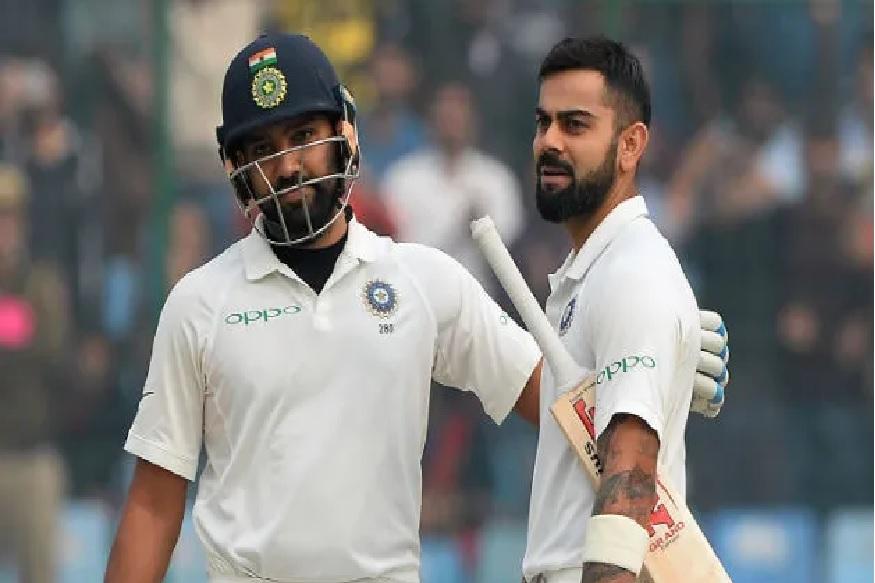 भारताचा कर्णधार विराट कोहलीने बांगलादेश दौऱ्यातून विश्रांती घेतली आहे. विराटच्या अनुपस्थितीत टीम इंडियाची धुरा रोहित शर्माच्या खांद्यावर सोपवण्यात आली आहे.