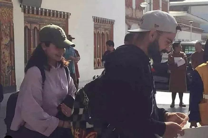 विराटचा मंगळवारी 31 वा वाढिदिवस आहे. तो साजरा करण्यासाठी भूटानला गेलेल्या अनुष्काने तिथले काही फोटो सोशल मीडियावर शेअर केले आहेत.