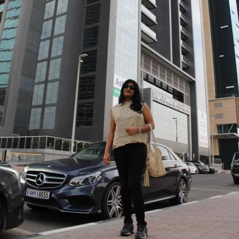 सुनीताचे वार्षिक पॅकेज 25 लाख रुपये होते.