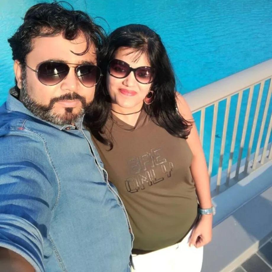सुनीता पतीसह दुबईमध्ये राहत होती आणि वहन कंपनीत काम करत होती.