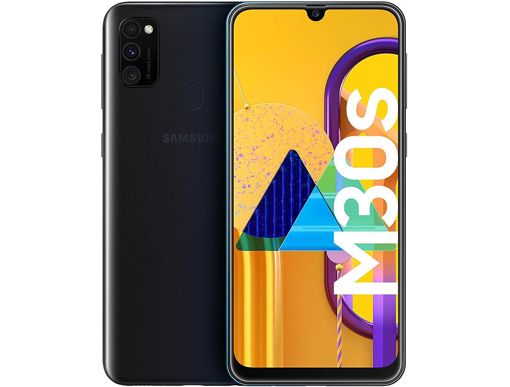 Samsung M30s: 4GB64GB आणि 6128 GB स्टोअरेज असे दोन वेरियंट या मोबाईलमध्ये उपलब्ध आहेत. त्यापैकी 4 GB वेरियंट असलेला मोबाईल तुम्हाला 13 हजार पर्यंत मिळणार आहे. तर 6 जीबी वेरियंट असलेला मोबाईल तुम्हाला 15 हजार पर्यंत उपलब्ध होणार आहे. 48MP  8MP  5MP मेगापिक्सल कॅमेऱ्यासोबत 16 मेगापिक्सल सेल्फी कॅमेरा देण्यात आला आहे. यासोबत 6000 mAh Battery बॅटरी या मोबाईलमध्ये मिळणार आहे. निळा, काळा आणि पांढरा अशा तीन रंगात हा मोबाईल तुम्हाला उपलब्ध होईल.