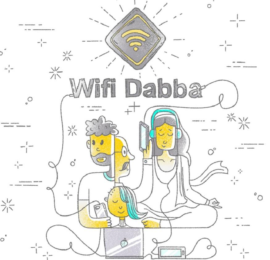 जिओला टक्कर देणारी ही कंपनी 2017 पासून सेवा देत आहे. Wifi Dabba नावाची ही कंपनी 2017 मध्ये 20 रुपयांत एक जीबी डेटा देत होती.