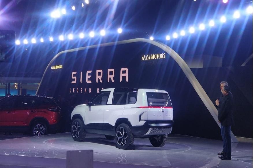 टाटा सिएरा (TATA Sierra) कारचे डोअरदेखील अतिशय आकर्षक लूकमध्ये डिझाईन करण्यात आले आहेत. यामुळे कारच्या लूकमध्ये आणखी भर पडत आहे.