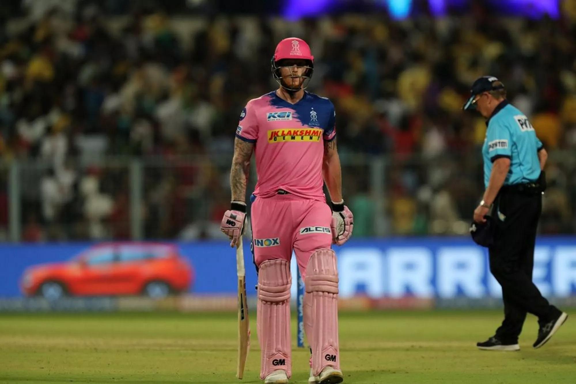 19-31 मार्च दरम्यान होणाऱ्या इंग्लंड-श्रीलंका मालिकेसाठी स्टोक्सची निवड करण्यात आली आहे. त्यामुळं राजस्थानकडून स्टोक्स सुरुवातीचे काही सामने खेळू शकणार नाही आहे.