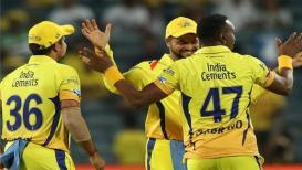 चेन्नईचा राजस्थानवर 'राॅयल' विजय