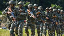 BREAKING : पाकिस्तानच्या 5 सैनिकांचा खात्मा,  बंकर्सही उद्ध्वस्त; भारतीय लष्कराची मोठी कारवाई