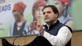 राहुल गांधींच्या विशेष विमानाशी छेडछाड, काँग्रेसचा आरोप