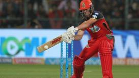 एबी डिव्हिलियर्सचा तडाखा, आरसीबीचा दिल्लीवर 'राॅयल' विजय